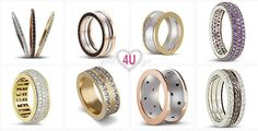 Classy, Stylish, Rings, Collection, Chic, Ring, Jewelry Rings