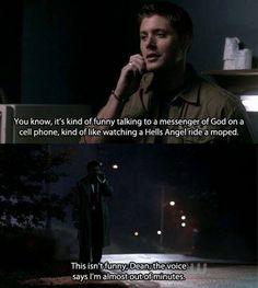 Supernatural Funny castiel