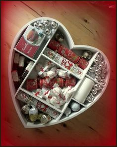 valentine chocolate kit