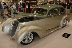 1935 Chevrolet Master - Chip Foose creation