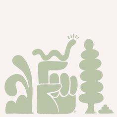 Secret Gardening No.2  Brought to you by @satellitesandtelescopes  #fromthemindofchristopherdavidryan #graphicdesign #illustration #art #design #typography #drawing #doodle #goodvibes #mindfulness #peace #love #garden
