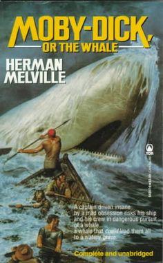 Moby Dick stor läsning