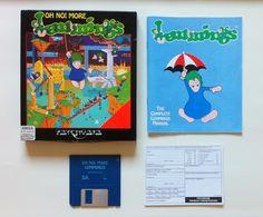 Oh No! More Lemmings (Amiga)