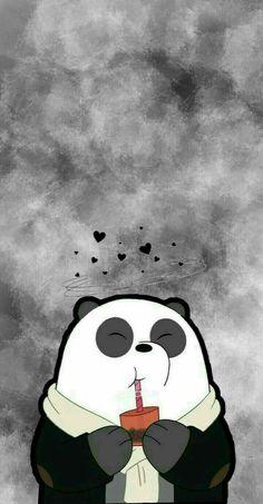Wallpaper Panda 🐼❤