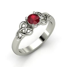 The Katarina Ring #customizable #jewelry #ruby #gold #ring #newarrival #gift