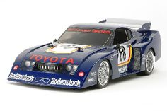 #rcxceleration #rccars The Tamiya R/C Toyota Celica LB Turbo Gr.5 - TT01E Model Kit in 1/10 scale is a radio control car from the tamiya rc on road collection.    The Tamiya R/C Toyota Celica LB Turbo Gr.5 was originally released in 1978 and it is now again available on the modern TT-01 Type-E chassis, which is an entry level and easy to build 4WD touring car suitable for beginners.