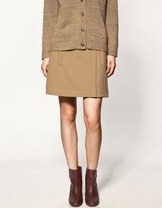 Zara skirt $39.99