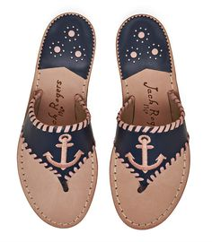 Exclusive Anchor Sandal - Jack Rogers USA