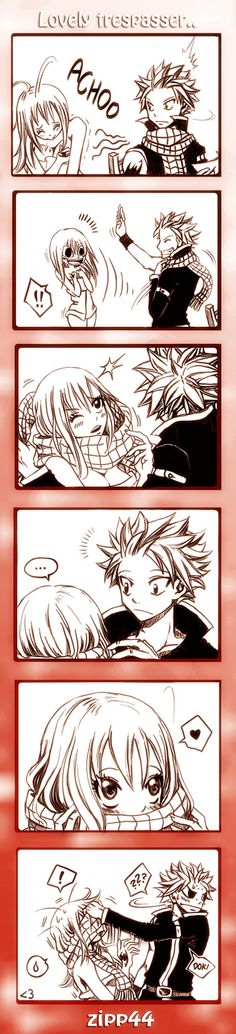 here it is..hope you're not disappointed, cuz there is no romance.. *All characters belong to Hiro Mashima!