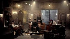 [Teaser] BOYFRIEND(보이프렌드) _ WITCH