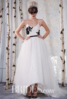 Brides: Elizabeth Fillmore Wedding Dresses - Fall 2016 - Bridal Runway Shows - Brides.com