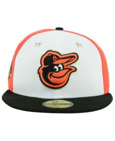on sale d2583 85223 New Era Boys  Baltimore Orioles All Star Game w Patch 59FIFTY Fitted Cap -  Black 6 3 4