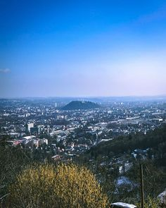 Our small castle on the hill . . . #graz #schlossberg #gösting #göstingruine  #photooftheday #iggraz #igaustria #photography #photo #picture #winter #season #cold #snow #ice #snowflakes  #nature #beauty #beautiful #tree #pretty #landscape #nikon #d5300 #cityscape #citycenter #cityview #alps #outdoorsy #outdoorfun Castle On The Hill, Small Castles, City C, Outdoor Fun, Winter Season, Alps, Airplane View, Nikon, Snowflakes