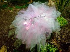 A personal favorite from my Etsy shop https://www.etsy.com/listing/231909903/pink-ivory-and-lavender-tutu-skirt