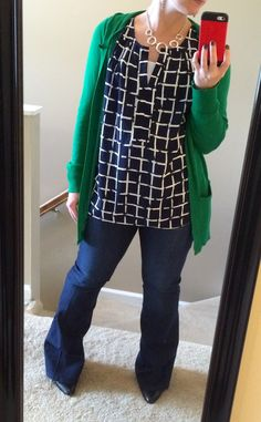 Wandering Lili - My Road Warrior Stories: Stitch Fix #16 Review- Knoxville, TN - September 2015