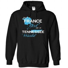 Awesome Tee FRANCE-TENNESSEE T-Shirts