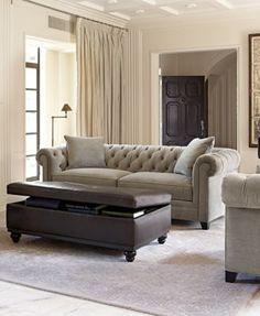 Martha stewart collection saybridge sofa martha stewart Macy s living room furniture sale