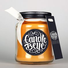 Candle Belle Co. - Identity by Alan Cheetham, via Behance