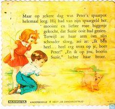 Boek - Nutricia kinderboekje - Peter