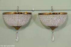 Stel klassieke wandlampen 25073 bij Van der Lans Antiek. Bekijk al onze exclusieve lampen op www.lansantiek.com Stel, Tableware, Mirrors, Dinnerware, Tablewares, Dishes, Place Settings