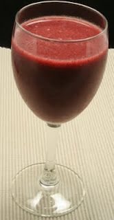 Chanana Chiller - Banana and cherries, with a touch of almond meal. www.ultimatedanielfast.com
