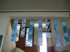 Hivern decoració passadis