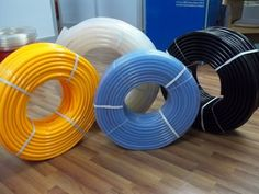 """Looking for Buyers, PVC Nylon Braided Industrial Hoses  Brand - Ashish Agro Realflex Material – PVC; Type - AIR and Pneumatic PYPE Size - 6 mm / 1/4"""" Inch;Standard Length in meters – 5 For more details contact us: info@steelsparrow.com plz visit: http://www.steelsparrow.com/industrial-hoses/nylon-braided-pvc-hoses.html"""