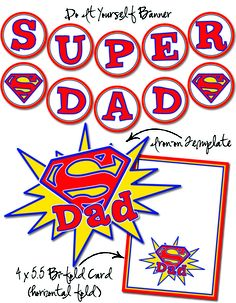 Everyday Hero - super dad