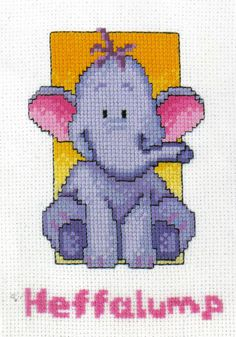 Disney Winnie The Pooh - Heffalump With Name