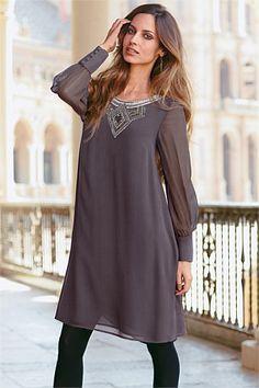 Dresses - Together Embellished Tunic