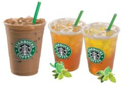 Starbucks: Grande Iced Coffee, Iced Tea, or Refreshers Beverage for $1 on http://hunt4freebies.com/coupons