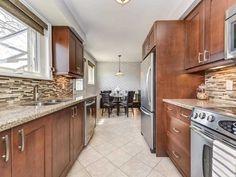 10 Kenton Crt, Whitby ONTARIO - 8   MLS Canada House, Ontario, Condo, Kitchen Cabinets, Real Estate, Home Decor, Decoration Home, Room Decor, Cabinets