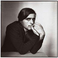 Olivier Theyskens by Irving Penn, 2003