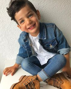 My Little Gentleman - July 27 2019 at Trendy Boy Outfits, Outfits Niños, Little Boy Outfits, Baby Boy Outfits, Kids Outfits, Toddler Boy Fashion, Little Boy Fashion, Toddler Boy Outfits, Toddler Boys