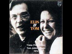 Triste - Elis Regina (1974) - YouTube