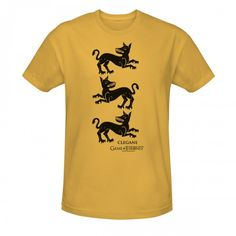 Game of Thrones Clegane T-Shirt