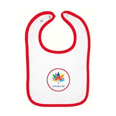 Canada 150 Infant Bib  Canada 150 Kids / Baby Apparel Collection by North and Oak
