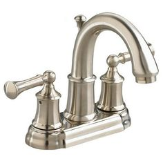 (CLICK IMAGE TWICE FOR DETAILS AND PRICING) American Standard Neo 6004SF Two Handle Bathroom Faucet Satin Nickel. Style and substance strike a perfect balance in this American Standard Neo 6004SF bathroom faucet. American Standard faucets are engineered to look beautiful and function flawlessly..... See More Bathroom Sink Faucets at http://www.ourgreatshop.com/Bathroom-Sink-Faucets-C223.aspx