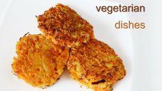 Mrkvové placky s tvarohovým dipom Vegetable Recipes, Mozzarella, Cauliflower, Clean Eating, Vegetarian, Herbs, Vegan, Dishes, Chicken