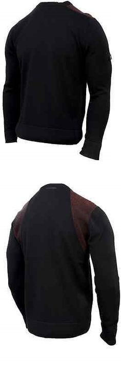 Sweaters 59522: Spyder Camber Sweater Black Volcano Colorway - Men S Medium -> BUY IT NOW ONLY: $69.95 on eBay!