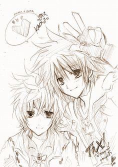 Cute drawing. :3