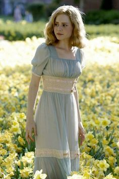 Alison Lohman in Big Fish (2003)  love this dress!
