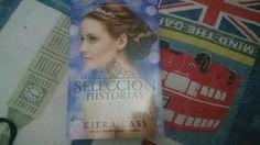 """""""La selección: La reina y la favorita"""" escrito por Kiera Cass."""