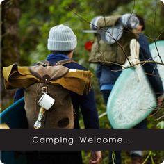 Camping @cornwallpark