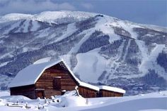 Steamboat Springs, CO- I want to go skiing so bad!!!