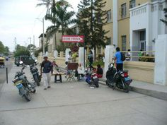 Santa Rosa, un mero mercado.