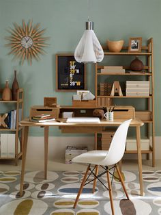 LP: I'm always drawn to this color of paint. I'm normally drawn to brighter accessories, but I love this neutral color combination!