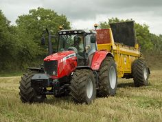 The Massey Ferguson MF 6485 can journey up to 25 mph, which is the mean for all strip Crop Tractors. Description from flipacars.com. I searched for this on bing.com/images