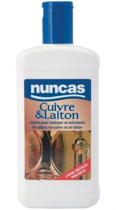 Nettoyant Cuivre , Laiton Nuncas