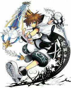 Final form sora with ultima and two becomes one :D